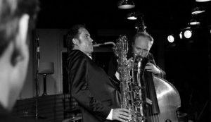BLue Note Rollers jazz en boogie trio