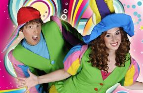 Jet & Fret Pret Kindershow