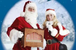 Santa Swings & The Lady Sings