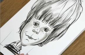 Karikatuur Tekenaar