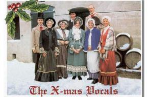 Dickens Kerstkoor