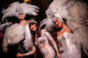 zangeres danseressen