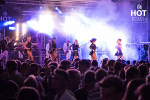 Hot Town live partyband