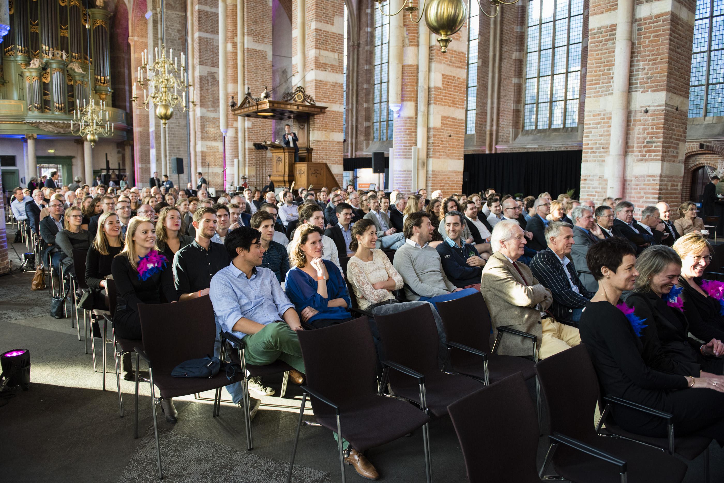 Symposium en feest